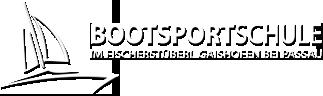 Bootsportschule – Passau logo